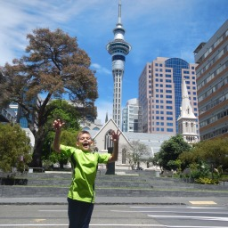 First Days in Auckland