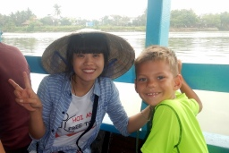 Learning How They Live Life in Hoi An
