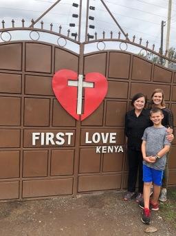 Hopeful Hearts at First Love