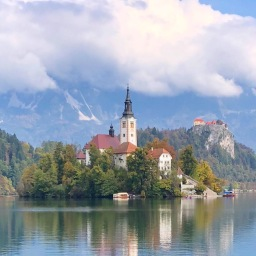 Slowing Down in Slovenia