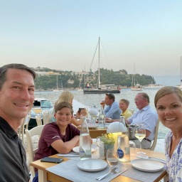 Corfu: Sun, Salt and Shades of Blue